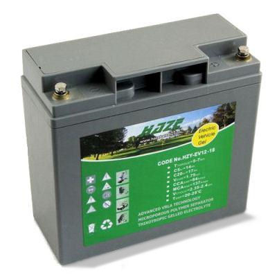Haze Gel Battery 12v 18Ah