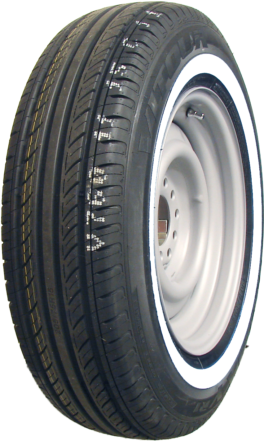 Galaxy White Wall Tyres | Tyre Choice