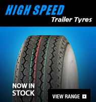 High Speed and Road Trailer Tyres